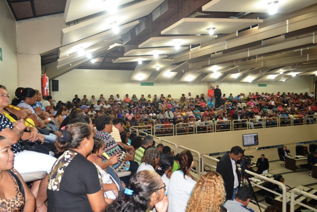 Projeto aprovado: Negros garantem 20% das vagas em concursos públicos no AP