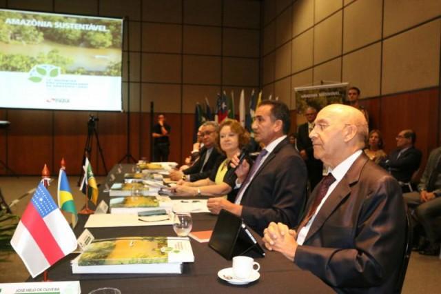 Segurança é tema em Fórum de Governadores da Amazônia