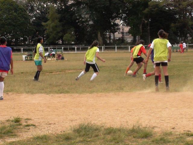 Futebol: Campeonato Feminino 2015 começa hoje no Zerão