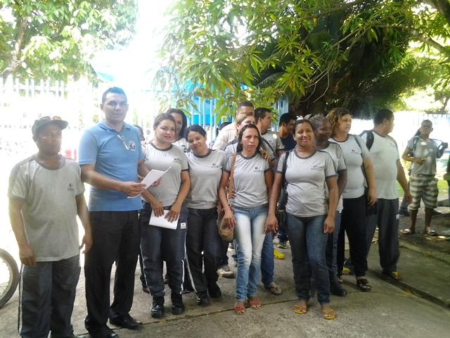 Rede hospitalar: Funcionários de empresa de limpeza entram em greve