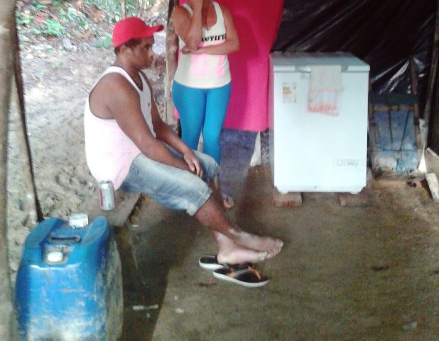 Garimpo na Guiana: VÍDEO mostra assassino e vítima juntos
