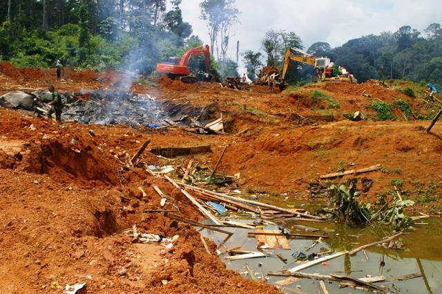 Garimpos na Guiana: Uma terra sem lei