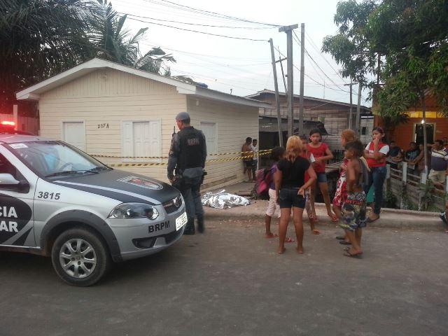 Possível acerto de contas: Execução na Rua do Copala