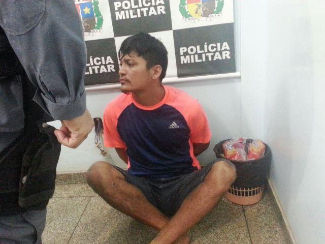 """Pacoval: Em """"feira"""" de drogas, BRPM encontra 1,5 quilo em mochila"""