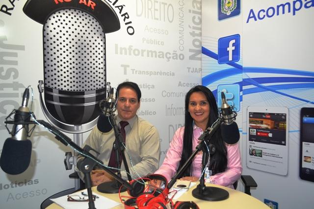 Ponte: Com linguagem popular, rádio aproxima o Judiciário do cidadão