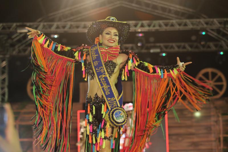 Prêmio máximo: Estudante de Engenharia é a nova Rainha da Expofeira do Amapá