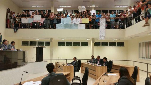 Robson Rocha: Vereadores rejeitam denúncia, mas caso pode parar na Justiça