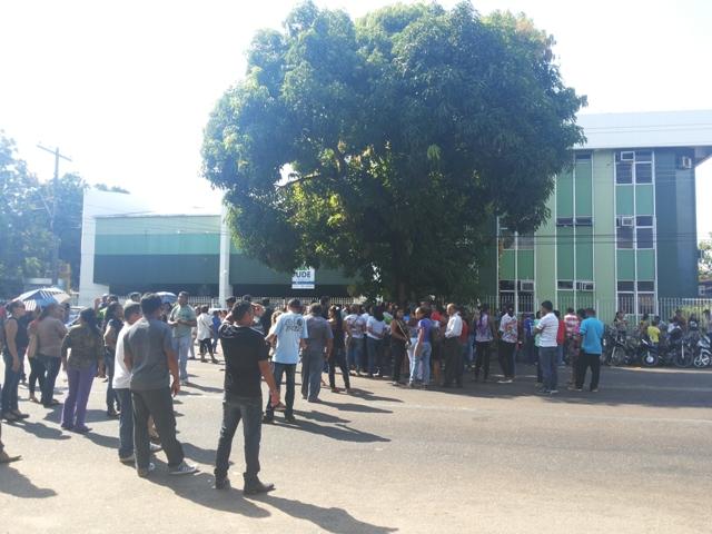 Demissões na UDE: Bomba de efeito retardado
