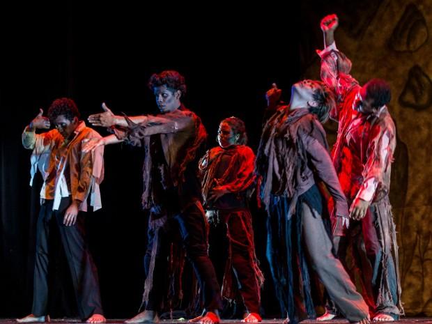 A Porta Falsa: Espetáculo de dança mostra as consequências do suicídio
