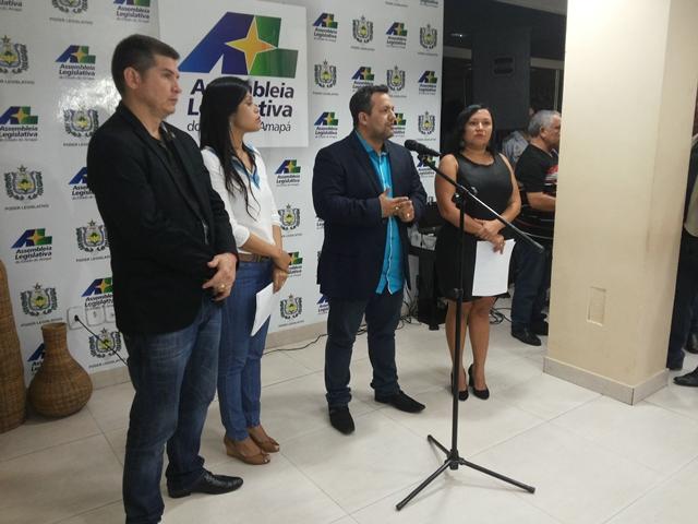 """""""Uma manobra frustrada"""", dizem deputados citados pelo advogado de Moisés Sousa"""