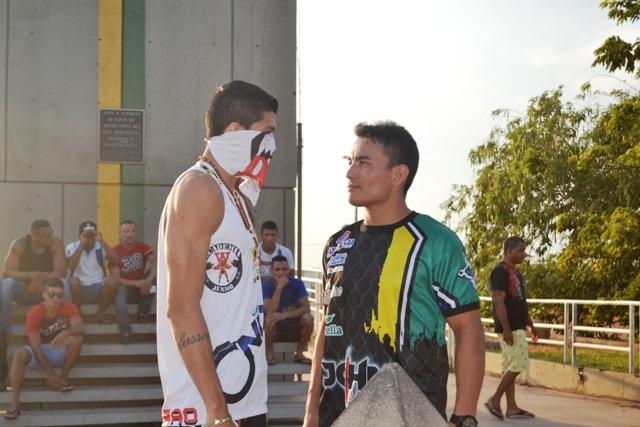 Eco Fight: Chambinho se machuca, e John Macapá enfrenta Barão