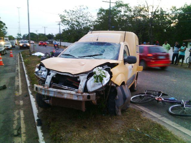 JK: Discussão entre motoristas causa morte de ciclista