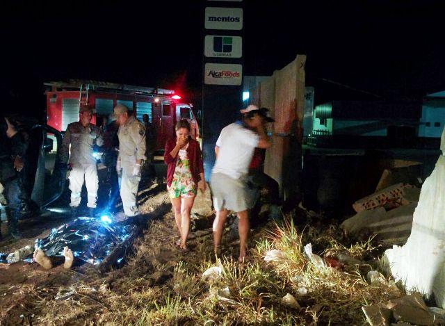 Motorista sem cinto de segurança morre na Duca Serra