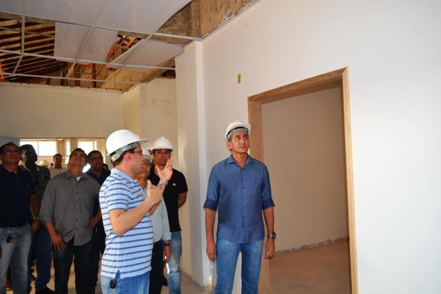Garantia de recursos: BNDES inspeciona obras no Amapá