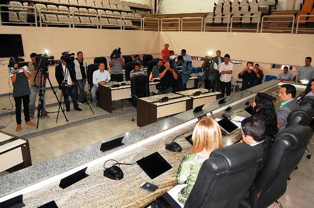 Rito: Comissões vão avaliar conduta de Moisés Sousa e investigar créditos podres
