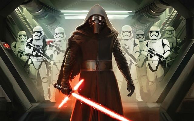 Star Wars, Episódio VII: Hoje a Força despertará