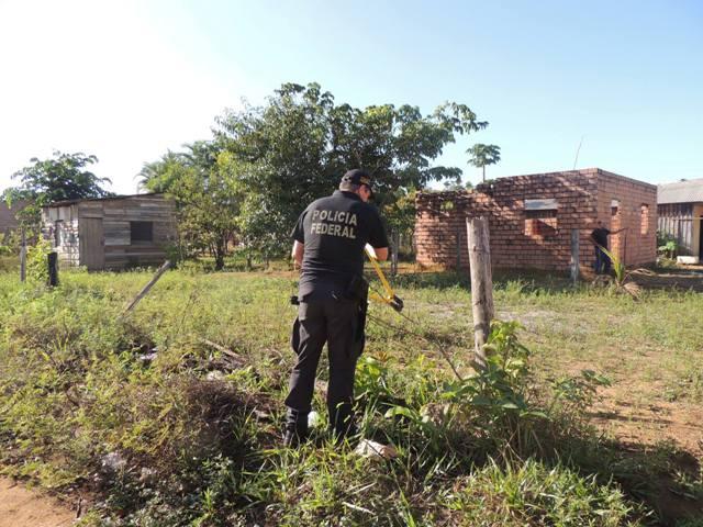 Minha Casa, Minha Vida: Em Oiapoque, PF retira cercas em área invadida