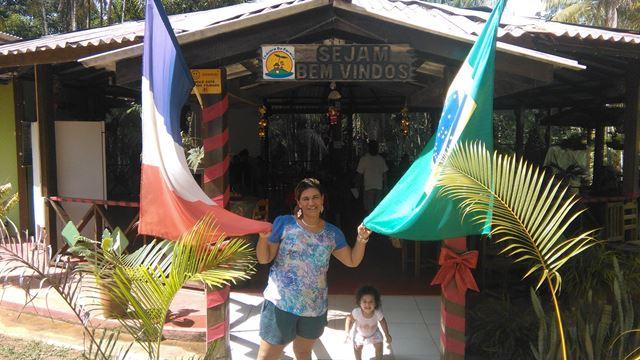 Em Oiapoque, conheça a Chácara do Paraíso