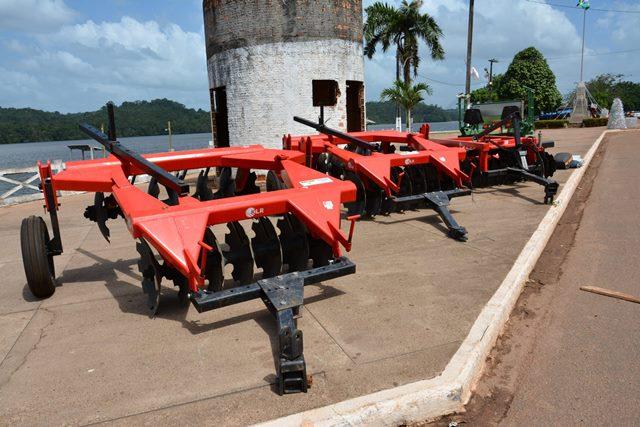 PPI: Agricultores de Oiapoque recebem equipamentos