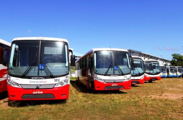 Para compensar atraso, empresas encomendam mais 80 ônibus