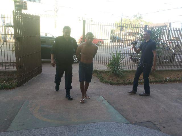 Zona Norte: DECCP prende assaltantes e procura motorista do carro de fuga