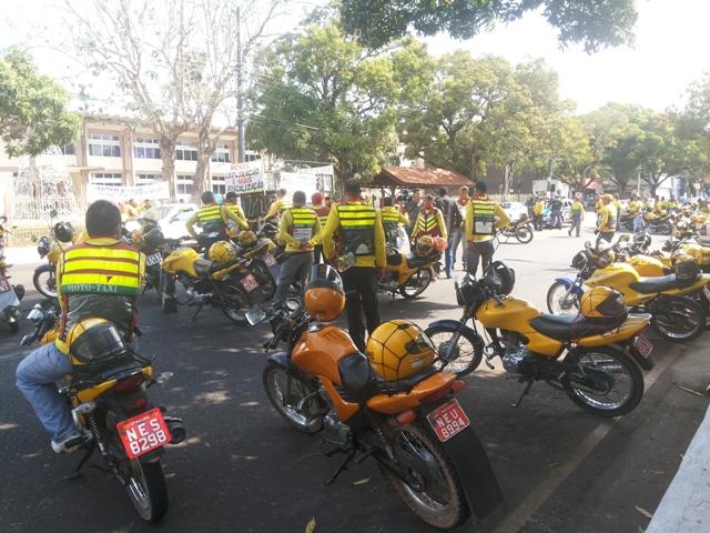 Apenas 25 mototaxistas negociaram débitos com a CTMac
