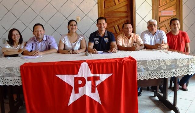 Prefeitura: Irmã de Nogueira é a pré-candidata do PT em Santana