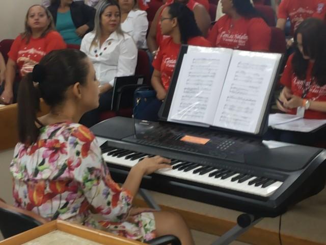 Coral do Tjap: Um espetáculo de vozes no Natal; veja vídeo