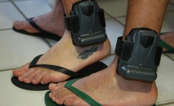 Sejusp anuncia tornozeleira para 240 presos com indulto natalino