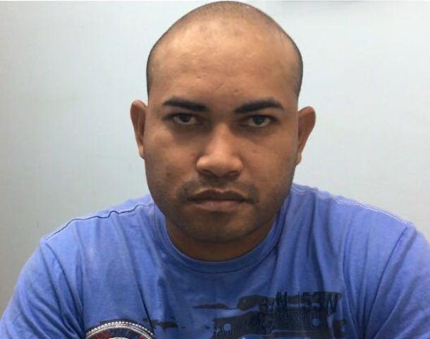 Acusado preso tinha sangue na roupa, diz polícia