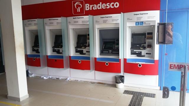 2º maior banco do Amapá não abastece caixas eletrônicos há 2 dias