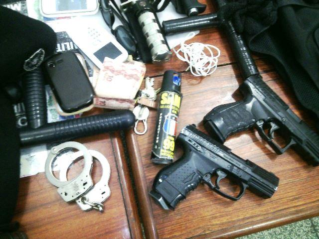Polícia Militar apreendeu quase 500 armas em 1 ano