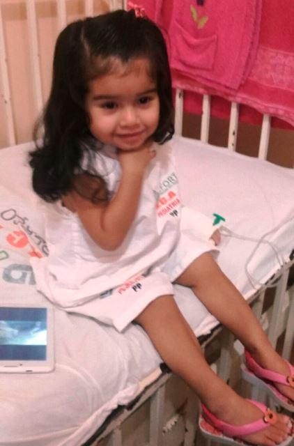 Justiça determina retorno de UTI aérea, e menina de 2 anos poderá embarcar