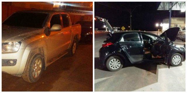 Proprietário de dois carros roubados diz que comprou veículos em loja de Macapá