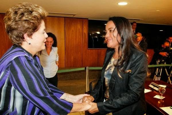 Dora aceita convite do PT para disputar a PMM
