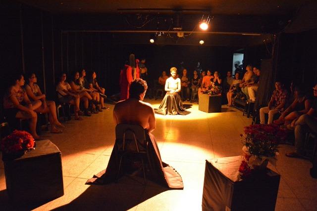 Teatro: As Malcriadas