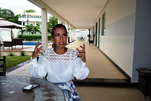Marília Góes é excluída de ação da 'Operação Mãos Limpas'