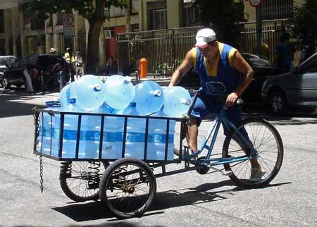 Comércio de água mineral no Amapá não tem regulamentação