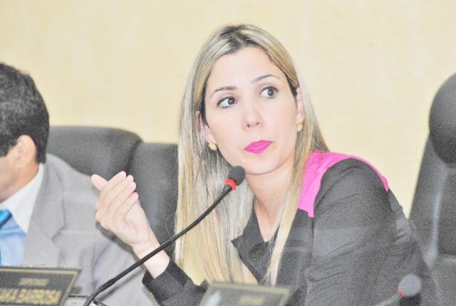 Luciana Gurgel antecipa retorno à Alap