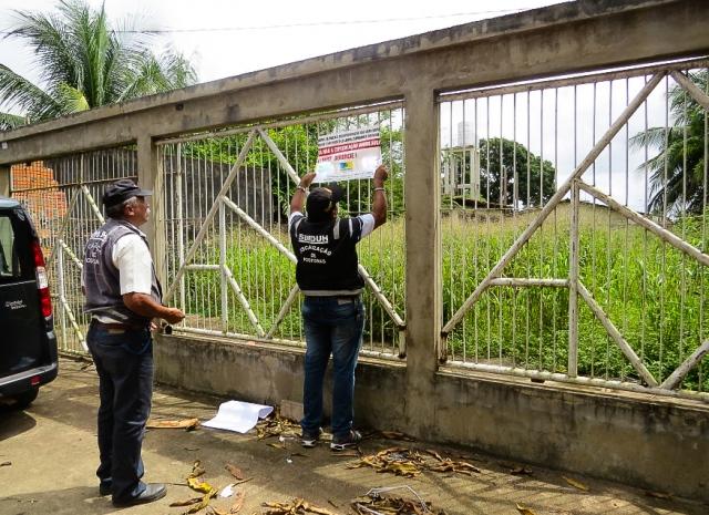 Prefeitura notifica 230 donos de terrenos abandonados