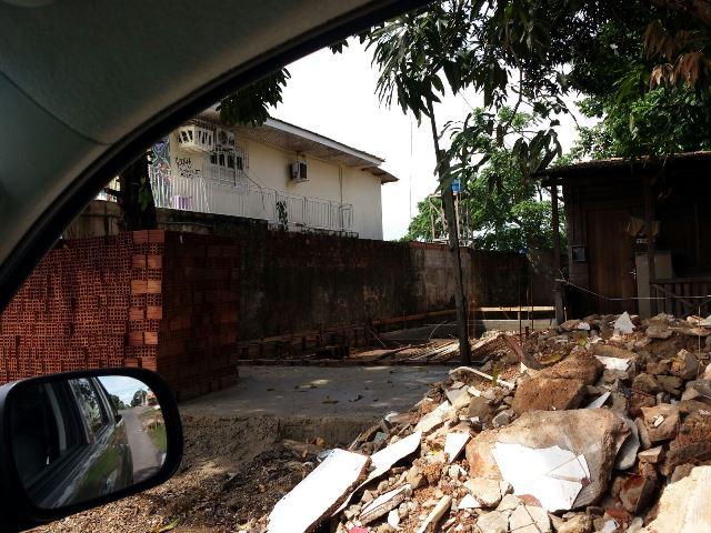 Semduh intensifica fiscalização de obras irregulares em Macapá