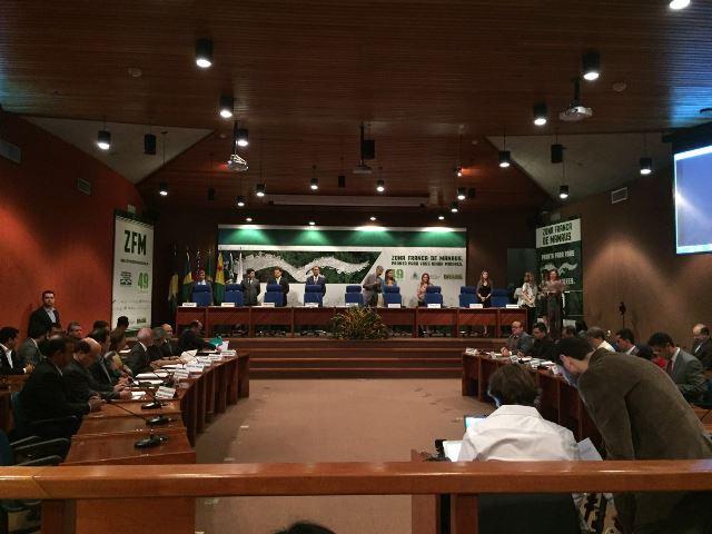 AP vence lobby do Sul e Zona Franca Verde pode abrir as portas