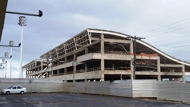 Obra do aeroporto de Macapá para até dezembro