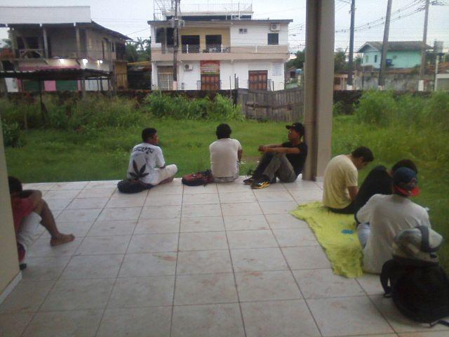 Ainda em obras, Casa do Estudante é ocupada por manifestantes