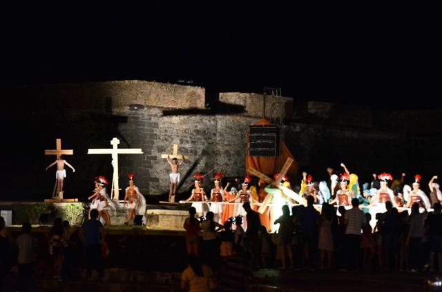 Peças teatrais relembram a Paixão de Cristo; veja as atrações