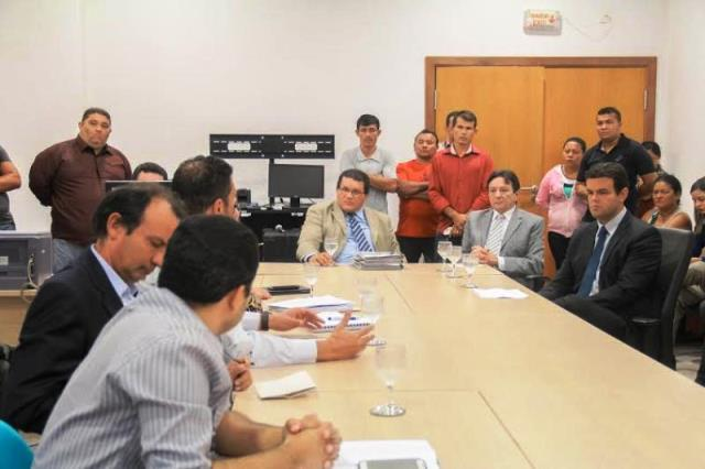 GEA marca para setembro transferência de famílias para o Macapaba