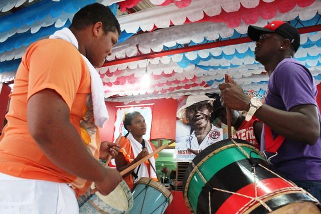 Patrimônio cultural do Brasil, Marabaixo perde para falta de união