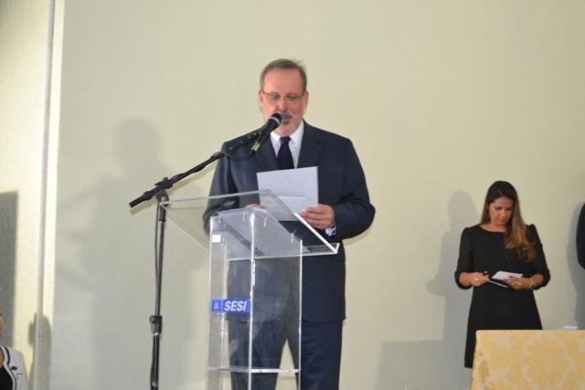 Ministro defende indústria farmacêutica e de cosméticos no AP