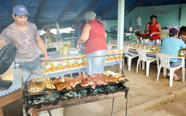 PF: Comida caseira, rápida e barata