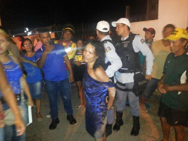 """""""Moradora"""" do Hospital Metropolitano é presa por assalto"""